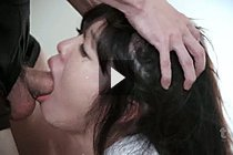Student Shirayuki Yuka Licking Balls And Face Fucked In Uniform